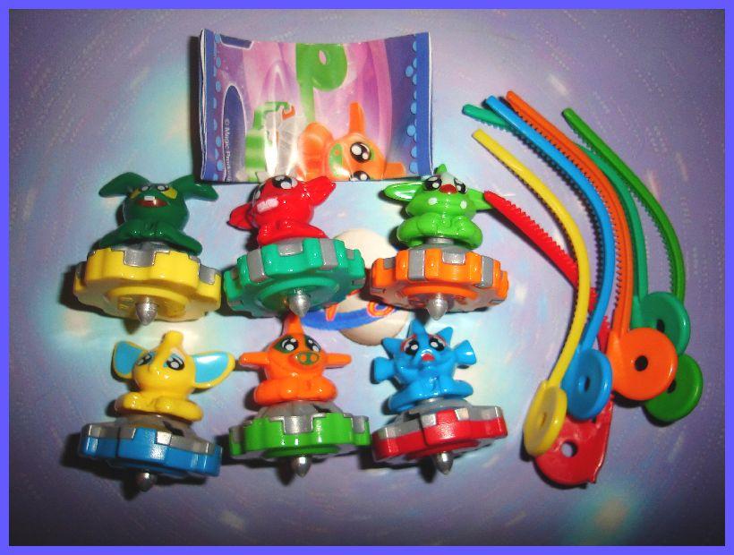 Spielzeug figuren komplettsÄtze bis Ü ei zur auswahl