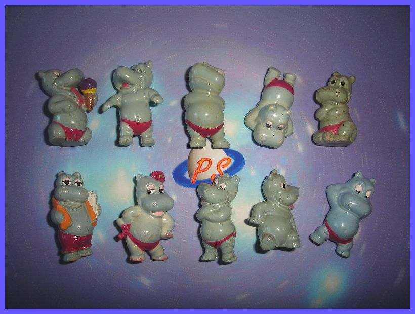 HPF-FIGUREN-KOMPLETTSATZE-D-1986-91-U-EI-Auswahl-choose-KINDER-SURPRISE-SETS
